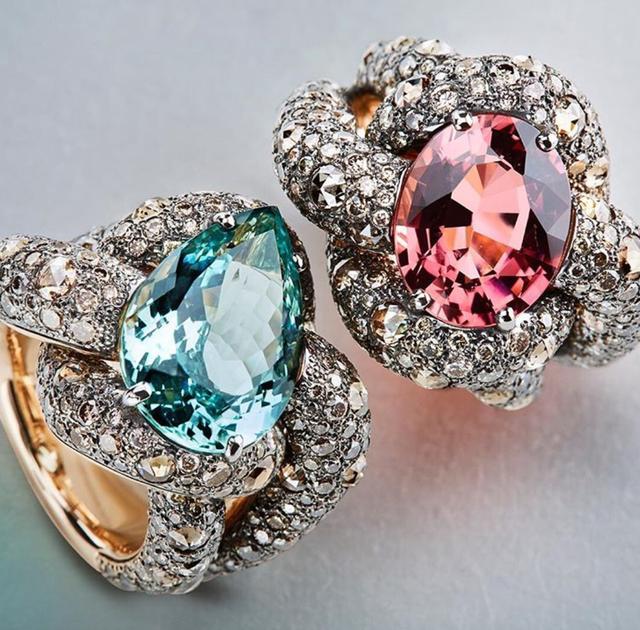 """艺术传奇的沉淀——顶级手工珠宝""""宝曼兰朵"""""""