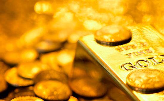 场避险情绪消退 黄金大幅下挫