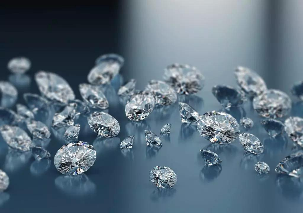 一克拉J色SI钻石价格