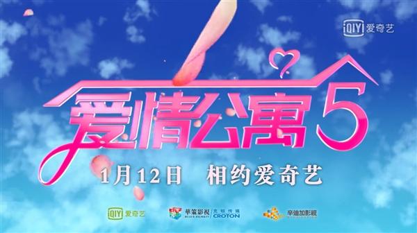 爱情公寓5定档1月12 这部系列剧要画上句号了