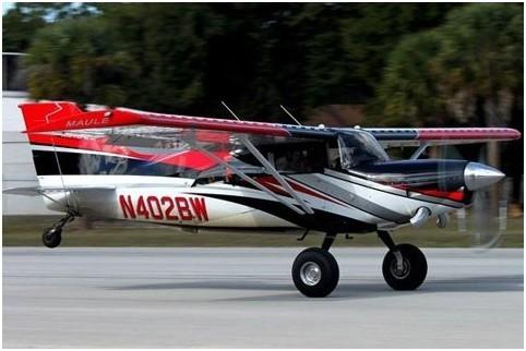 世界上最令人喜爱的轻型飞机:Maule M-7
