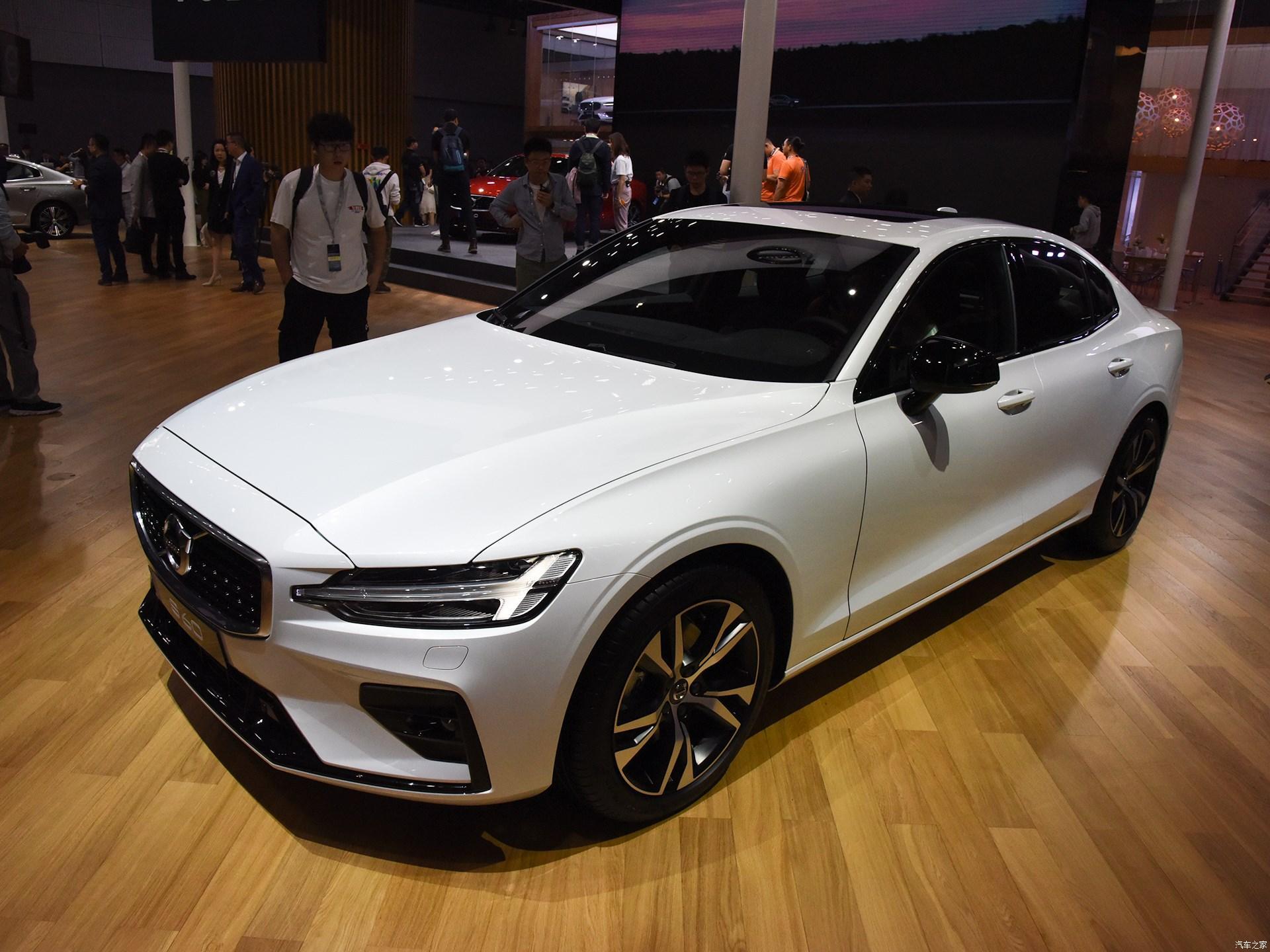 热门合资中型车推荐——沃尔沃 - 沃尔沃S60