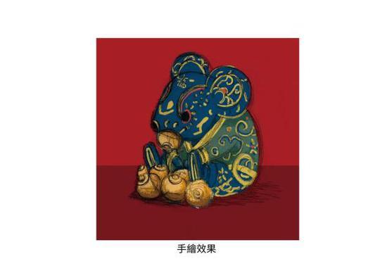 上海博物馆鼠年迎春特展 迎接鼠年的到来