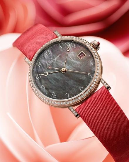 宝玑Classique 经典系列9065腕表 引人以无限浪漫遐想