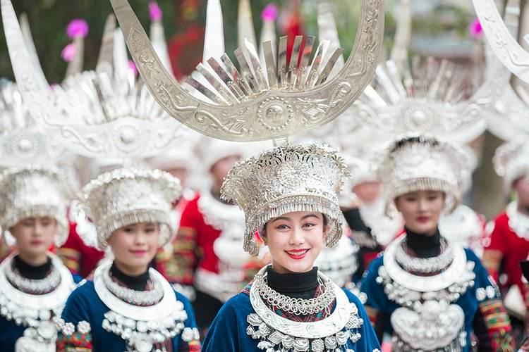 苗族银饰——植根于苗族社会中的文化载体