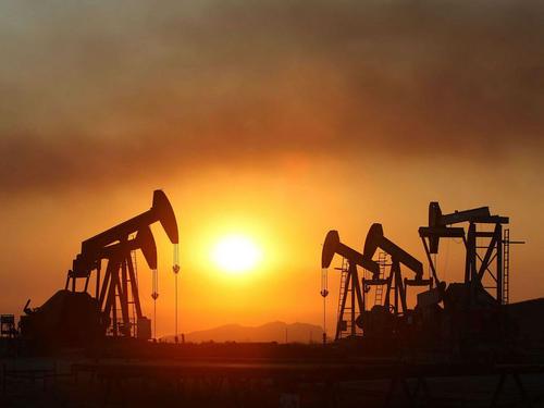 国际油价下跌 关注加拿大CPI数据