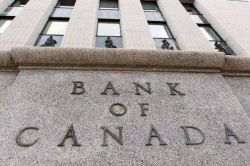 加拿大央行下调GDP预期 美元/加元暴拉近90点
