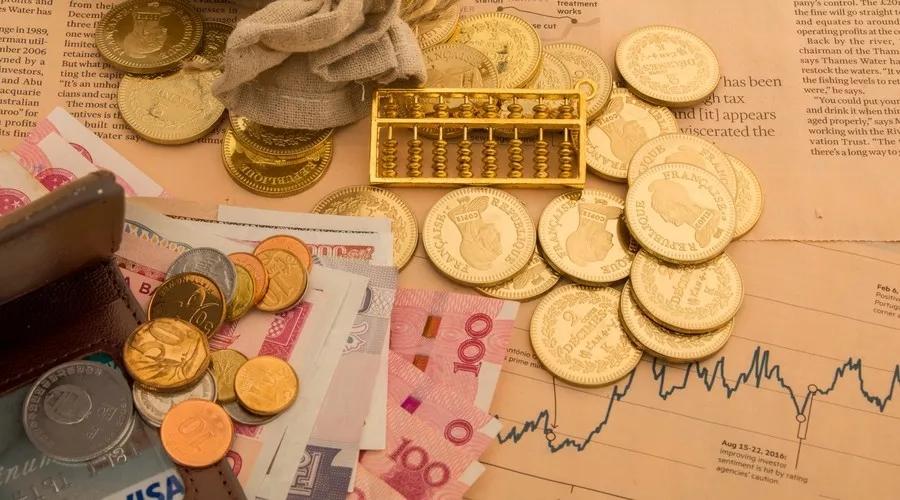 股市略有走软 黄金上演V型大反转