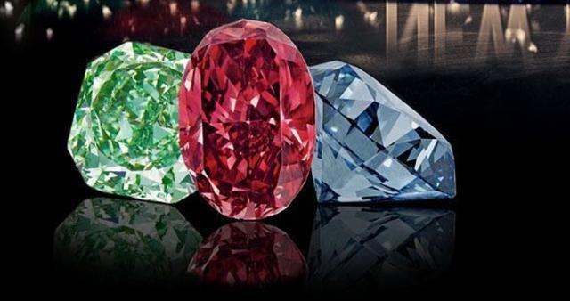 如何选择到适合自己的彩色钻石呢?