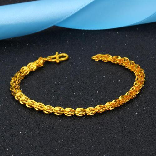 女人佩戴黄金首饰时 一定要掌握这几点
