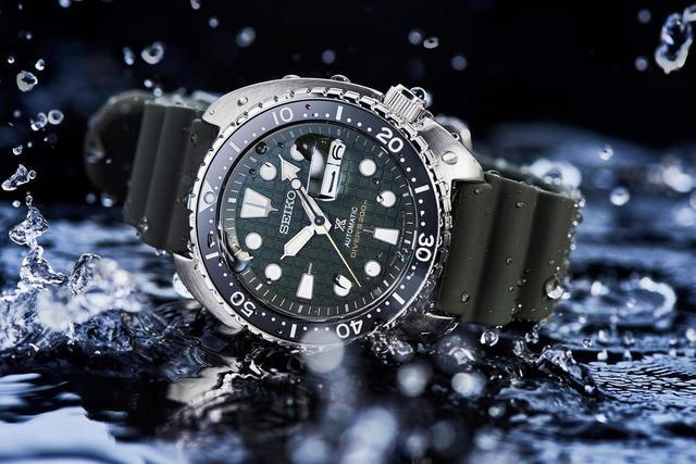 SEIKO Prospex全新King Turtle潜水表来袭!