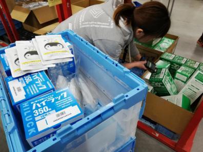 日本口罩严重缺货 厂家加紧增产仍然满足不了需求