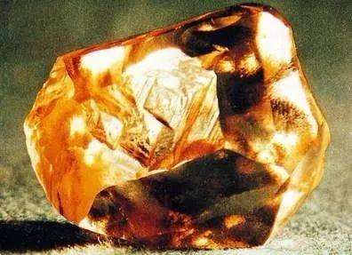 聊一聊中国最大的钻石-常林钻石
