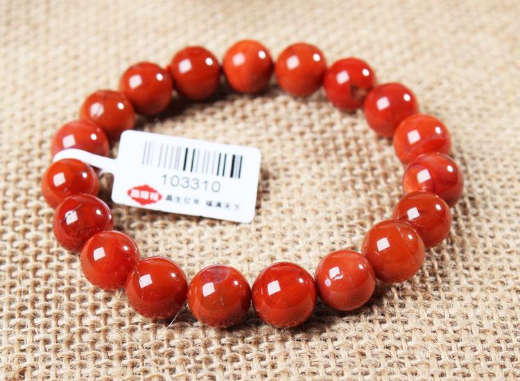 南红柿子红为何能如此深入人心呢?