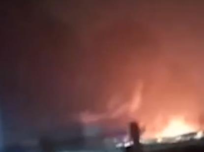 辽宁葫芦岛爆炸事故致3死 受伤人员无生命危险