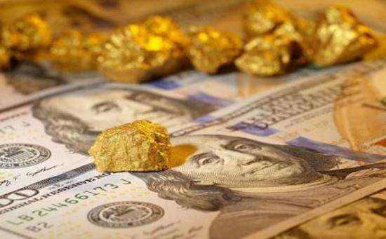 """强势美元成""""拦路虎"""" 现货黄金涨幅仍克制"""