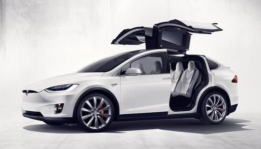 特斯拉宣布自愿召回1.5万辆Model X