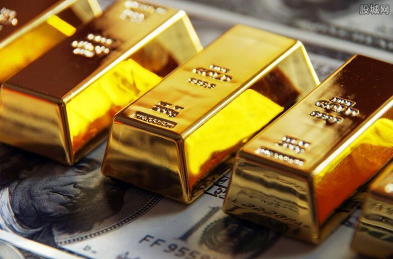 欧元持续走低拖累黄金 今日金价冲高乏力