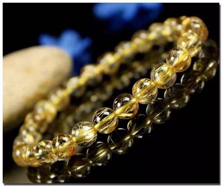 比黄水晶更招财的金发晶 你不了解一下吗?
