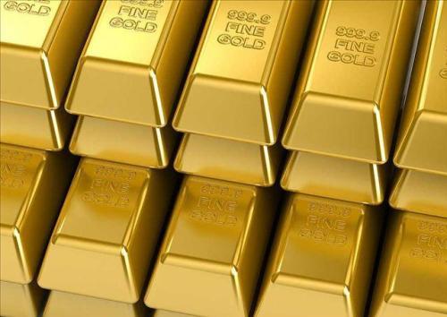 黄金维持窄幅震当 美元再次刷新高点