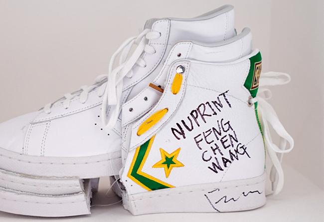 经典百搭的 Converse 一直是不少潮流球鞋玩家的上脚首选!