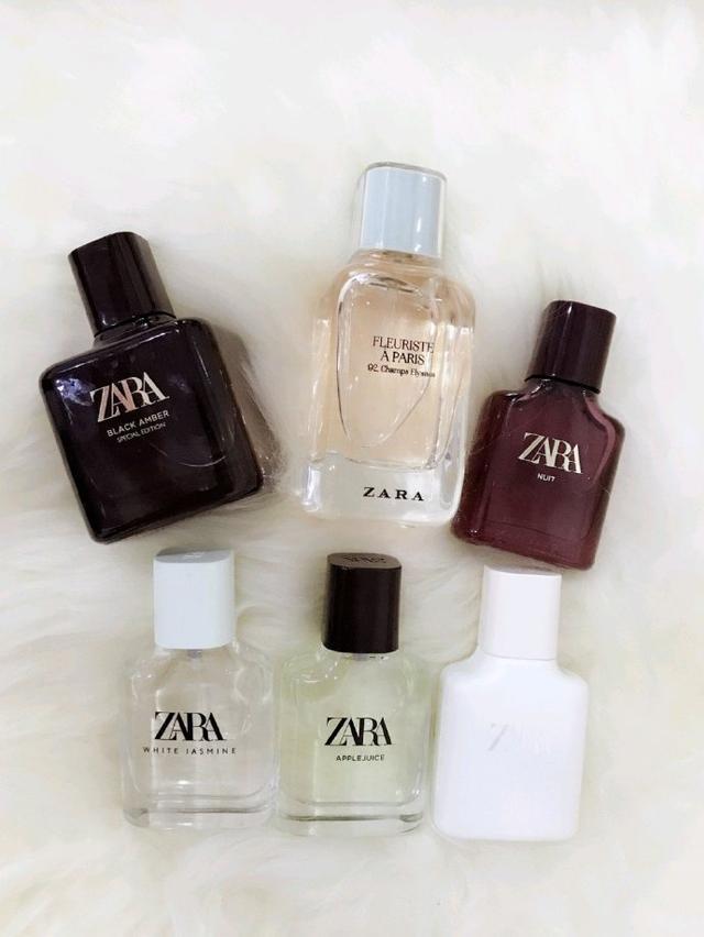 ZARA跨界做香水每瓶都是宝藏 不输大牌!