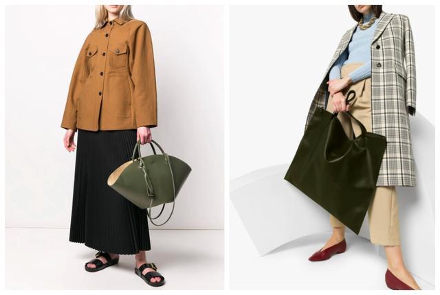 2020时装周的重点流行色包包 你Get了吗?
