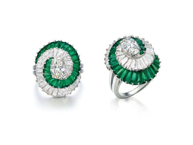 具有百年历史的珠宝品牌——Oscar Heyman