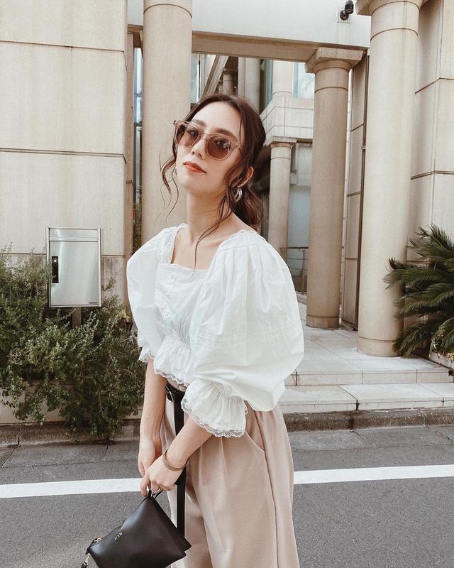 学会米色穿搭 帮你轻松搞定高级时髦!