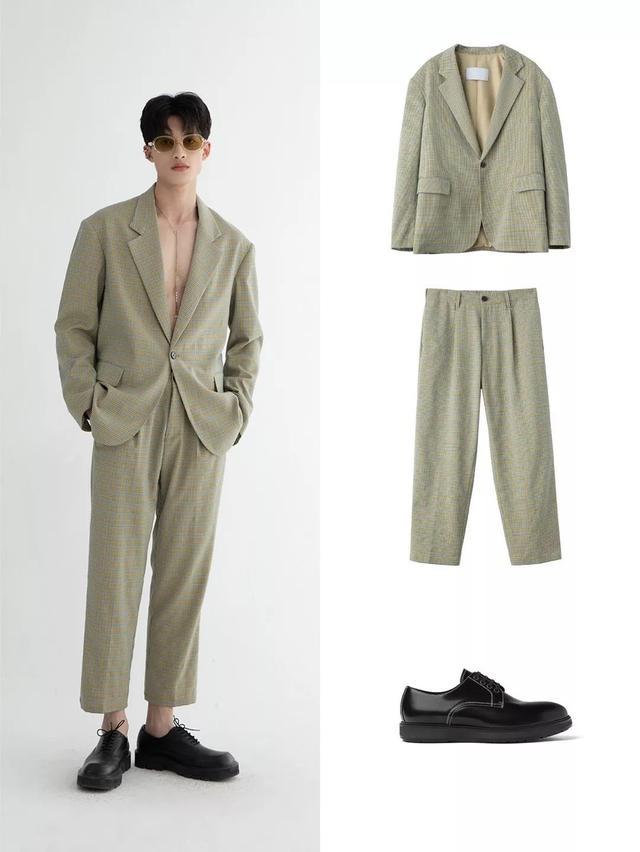 西装外套 算是每年春天最火的单品之一了!
