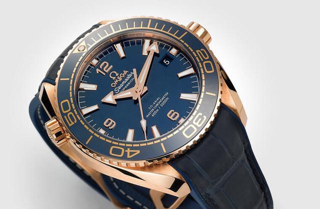 欧米茄海马Planet Ocean 600米 拥有高机能性却也能很绅士