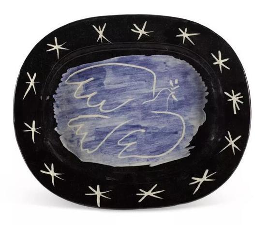 毕加索与陶器艺术的浪漫邂逅