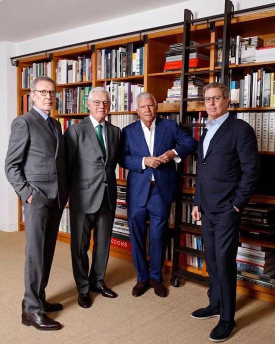 全球三大顶级画廊击败一线拍卖行 获收藏家4.5亿美元藏品出售权