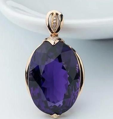紫水晶在不同时期的寓意演变