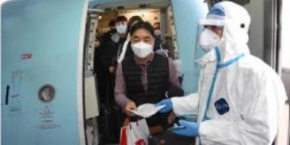 首尔飞南京94人隔离 3名旅客发热