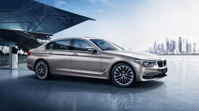 BMW 5系插电式混合动力里程升级版上市