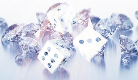 网络直播平台中 培育钻石引起众多年轻消费者的关注
