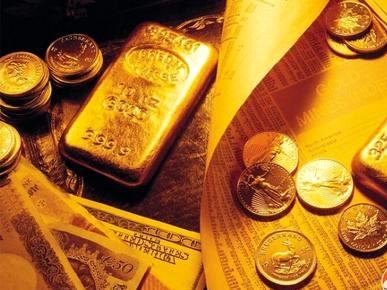黄金期货震荡偏弱 美股陷入疯狂