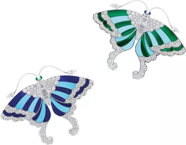在珠宝设计中 动物也是一个经久不变的主题