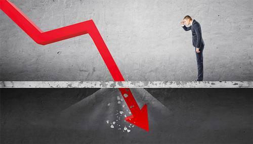 股市遭遇33来最大抛售 现货黄金断崖式下跌