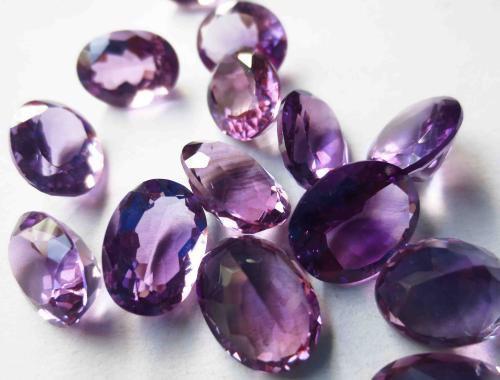 紫水晶珠宝 成为最受人们喜爱的品种