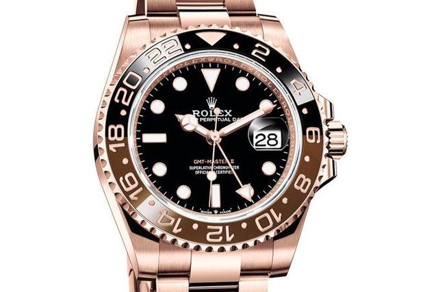 劳力士推出两款使用棕黑双色Cerachrom陶瓷表圈的GMT Master II腕表