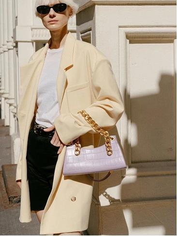 春夏各种小众款包包 总有一款你会喜欢!