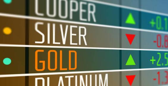 市场再度重返恐慌交易 现货黄金大跌逾10美元