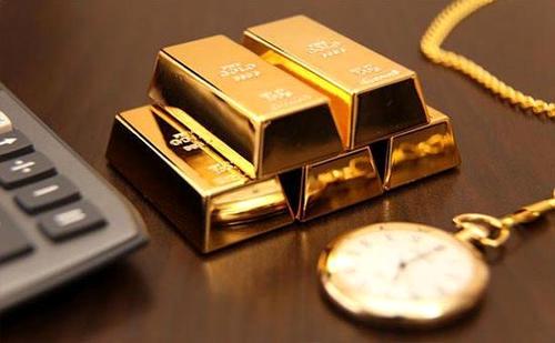 美国政府现大手笔 黄金期货小幅走高