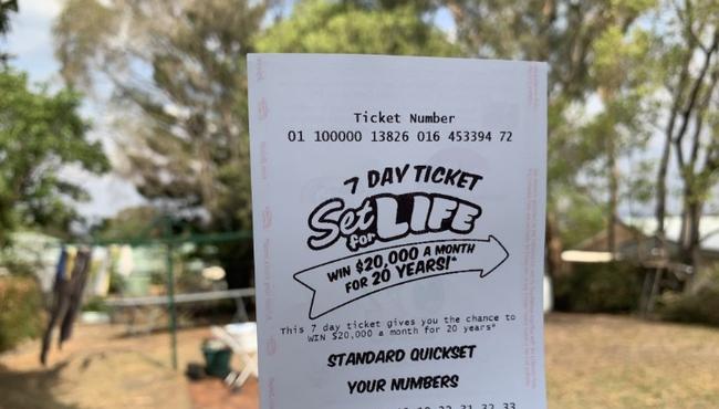 女子命中彩票大奖480万澳元 选择辞职享受美好生活