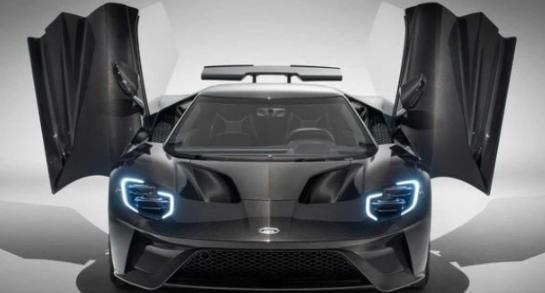 看看这款福特最昂贵的车型 价格一般豪车真比不了!