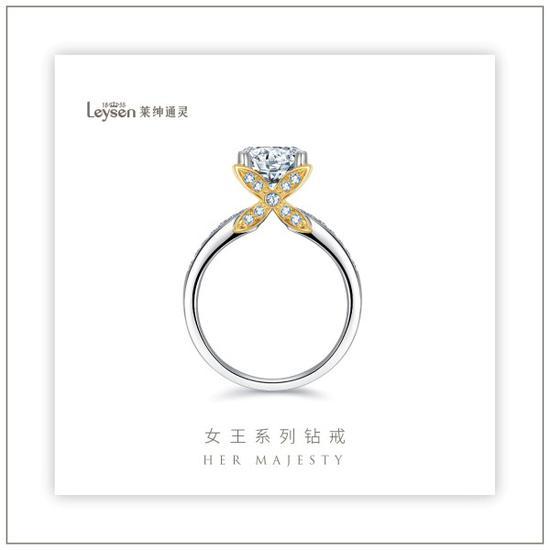 百年传承的王室品位 莱绅通灵珠宝依旧使人青睐!
