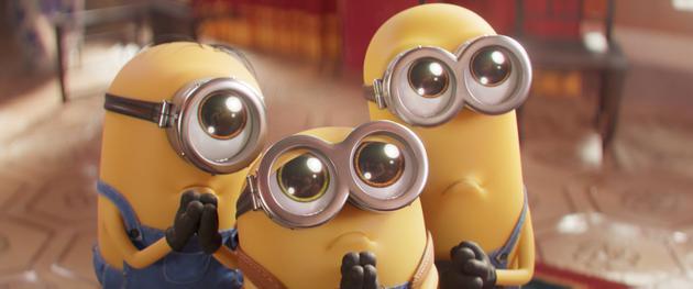 《小黄人2》撤档 员工无法在6月底前完成影片制作