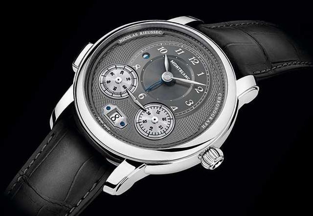 现代男性的独特品味 万宝龙明星传承系列腕表